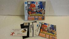 Jeu Vidéo Mario et Sonic aux Jeux Olympiques DS LITE DSI XL 3DS Complet Nintendo