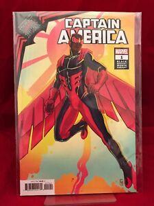 King In Black Captain America #1 2021 Marvel Comics Black History Variant