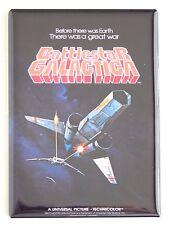 Battlestar Galactica (Advance) FRIDGE MAGNET (2.5 x 3.5 inches) movie poster