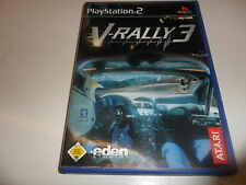 PlayStation 2  PS 2  V-Rally 3 -
