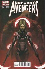 Uncanny Avengers #22   Variant Cover