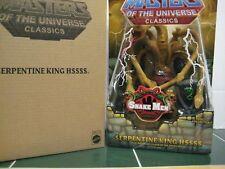 Masters of the Universe Classics Serpentine King HSSSS Figure Leader Snake Men