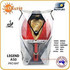 SUNFLEX Table Tennis Bat Legend A50