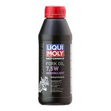 LIQUI MOLY Synthetic Fork Oil 7.5W Light/Medium 1 Liter