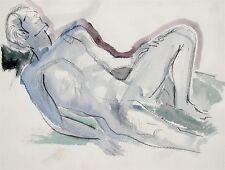 Mary Cane Robinson Nude Study (II)  Gay Interest