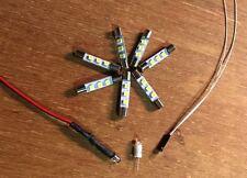 430-630-730-930 LAMP KIT-STEREO RECEIVER DIAL(8v GREEN LED LAMPS)METER AM/FM