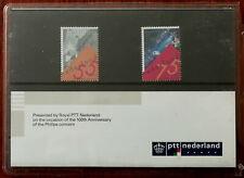 Royal PTT Nederland 100th Anniversary of the Philips Concern Stamps 1991