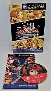 Smash Brothers DX for Nintendo GameCube NTSC-J JAPANESE TESTED