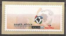 South Africa 2004 Machine labels FIFA 2010 bid unused no value