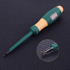 220V Screwdriver Electrical Tester Pen With Voltage Power Detector Probe + Shape
