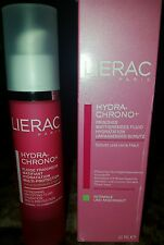 Lierac Hydra-Chrono Refreshing Mattifying Hydration Fluid 1.45 Oz. New in Box