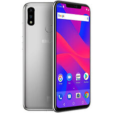 Blu Vivo Xi+ V0311Ww 128Gb Unlocked Verizon/Gsm Android Phone - Silver