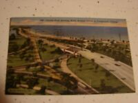 FIVE DIFFERENT CHICAGO ILLINOIS POSTCARDS VERY OLD LINCOLN PARK BROOKFIELD ZOO
