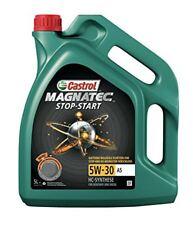 CASTROL  MAGNATEC START-STOP 5 W 30 A5 FORD WSS-M2C 913-A -913-B -C DA 5 LITRI
