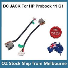 DC Power Jack Cable for HP Probook 11 G1 Series
