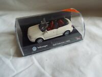 VOLKSWAGON GOLF CABRIOLET (1993) DIECAST MODEL CAR