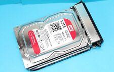 Overland OT-ACC902022 WD Red WD10EFRX 1TB NAS SATA Hard Disk Drive NASware 3.0