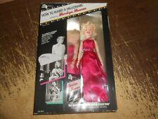 Vintage 1982 Tristar Marilyn Monroe Doll Nib How to Marry A Millionaire #5014