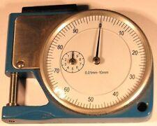 Medidor de espesor de dial de bolsillo métrica (Ref: SMT101M) De Chronos