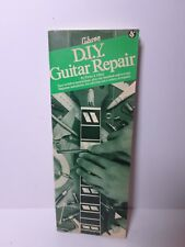 Gibson D.I.Y. Guitar Repair by Pieter J. Fillet (Paperback '84) - Gibson Guitars