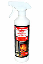 Fireplace Cleaner 500 ML Fireplace Cleaner Stove Oven Cleaner