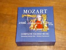 Mozart - Complete Sacred Music (13xCD) 250th Anniversary Edition
