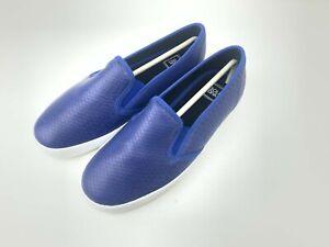 Sole Diva Skater Pumps Shoes Cobalt Size 6E Size 5E
