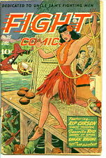 Golden Age Fight Comics on DVD