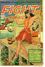 Golden Age Fight Comics on DVD