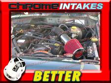 CF RED 96 97 98 99-01 JEEP CHEROKEE/GRAND/LAREDO 4.0 4.0L I6 AIR INTAKE KIT S