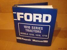 FORD 1100 1300 1500 1700 1900 TRACTOR SERVICE MANUAL SE4301 AL46