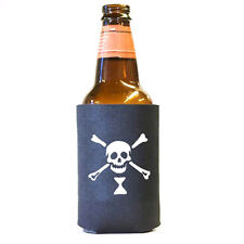 Emanuel Wynn Pirate Beer and Pop Can Koozie Koolie Cooler Insulator