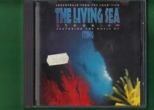 THE LIVING SEA OST COLONNA SONORA MUSIC BY STING CD APERTO