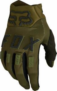 NEW Fox Racing Legion Glove - Fatigue Green Full Finger Large