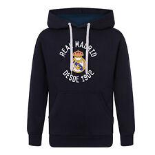 Real Madrid - Sudadera oficial con capucha - Para hombre - El escudo del club
