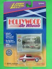 *Lot Show Card *Johnny Lightning Hollywood On Wheels Starsky & Hutch Ford Torino