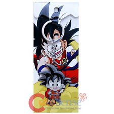Dragon Ball Z Goku Metal Key Chain Japan Anime Key Holder