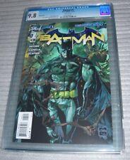 Batman (2011) 1 VARIANT Ethan Van Sciver cover  CGC 9.8 NM/MT  DC New 52