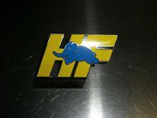 HF Emblem Kühlergrill Badge Front Grille Lancia Delta Integrale Evo F. E.