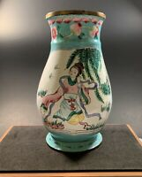 Chinese Antique Vase Hand Painted