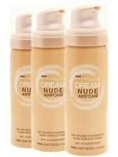 Maybelline Dream Nude Airfoam Air-Infused Foundation SPF 16 ~ Choose Shade