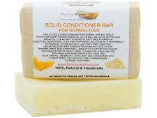 Solid Conditioner Bar For Normal Hair, 100% Handmade and Economical,1 Bar of 95g