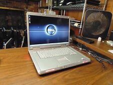 DELL XPS M1710 GAMING LAPTOP 2.16GHz T7400 CPU 4GB 250GB  #1369 7900 GS