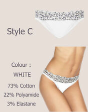Marks and Spencer Floral Low Rise Thongs for Women