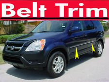 Honda CR-V CRV CHROME BELT TRIM 1996-01 02 03 04 05 06