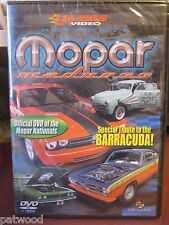 Mopar Madness (DVD, 2007), NEW, Combined Shipping Discount, Full Throttle Video