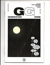 Generation GONE # 1 (Image Comics, juillet 2017), NM NEUF
