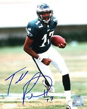 Todd Pinkston Philadelphia Eagles Signed Autographed 8x10 Photo COA