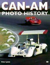 Can-Am Photo History, Lyons, Pete, Good Condition, Book
