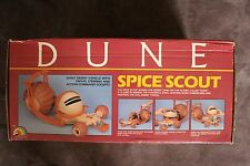 Vintage 1984 LJN Dune Spice Scout Action Figure Vehicle MINT in Box
